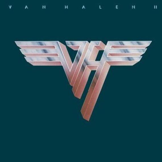 VAN HALEN: VAN HALEN II (LP VINYL)