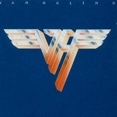 VAN HALEN: VAN HALEN II - REMASTERED (CD)
