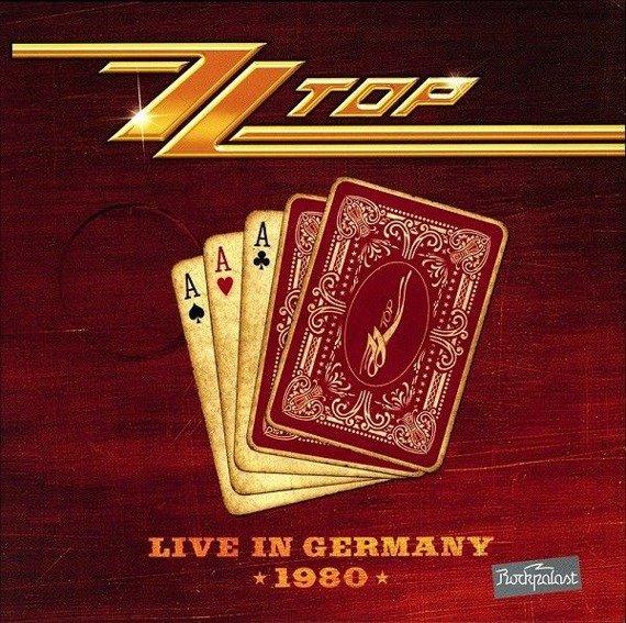 ZZ TOP: LIVE IN GERMANY 1980 (2LP VINYL)