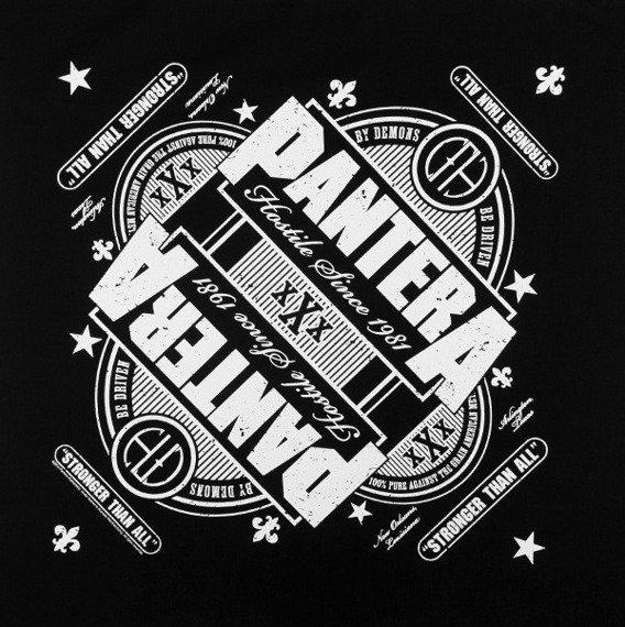 bandana PANTERA - STRONGER THAN ALL