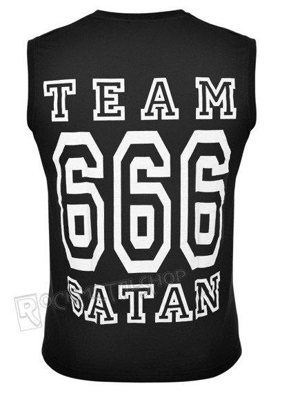bezrękawnik TEAM 666 SATAN