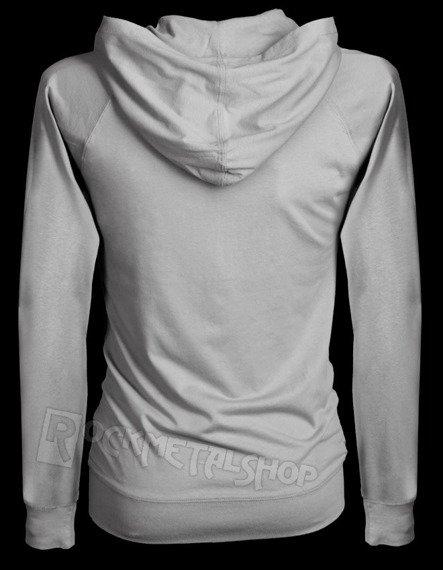 bluza BEHEMOTH - MAKIETA, rozpinana z kapturem