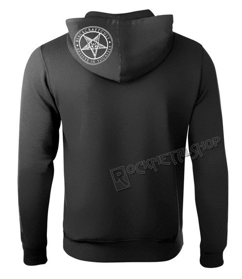 bluza BLACK CRAFT - SATAN IS MY SPIRIT ANIMAL, kangurka z kapturem