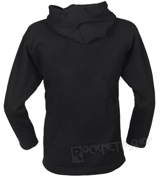 bluza BLACK ICON - SACRIFICE czarna z kapturem