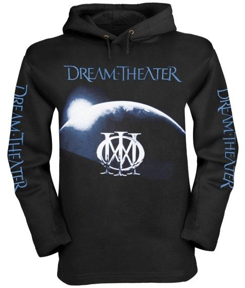bluza DREAM THEATER - DREAM THEATER czarna z kapturem