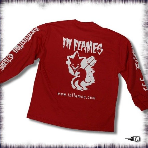 bluza IN FLAMES bez kaptura