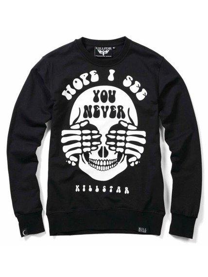 bluza KILL STAR - NEVER, bez kaptura