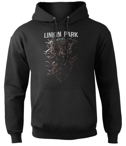 bluza LINKIN PARK - STAG, kangurka z kapturem
