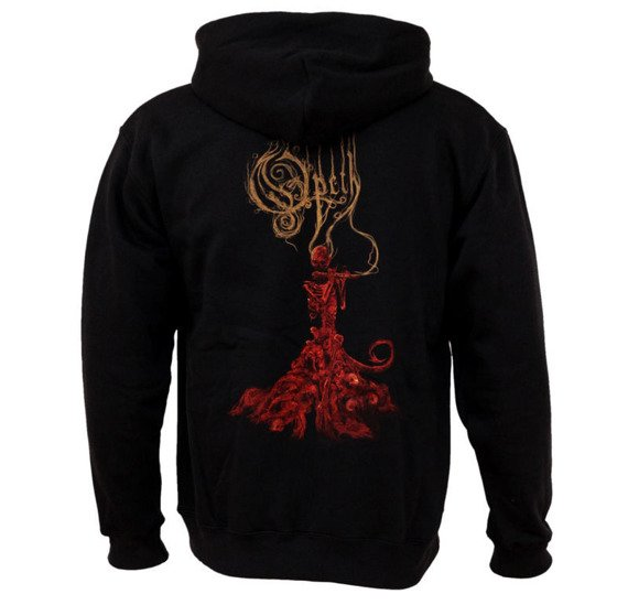 bluza OPETH - PIPER, rozpinana z kapturem