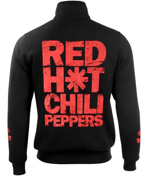 bluza RED HOT CHILI PEPPERS bejsbolówka, rozpinana