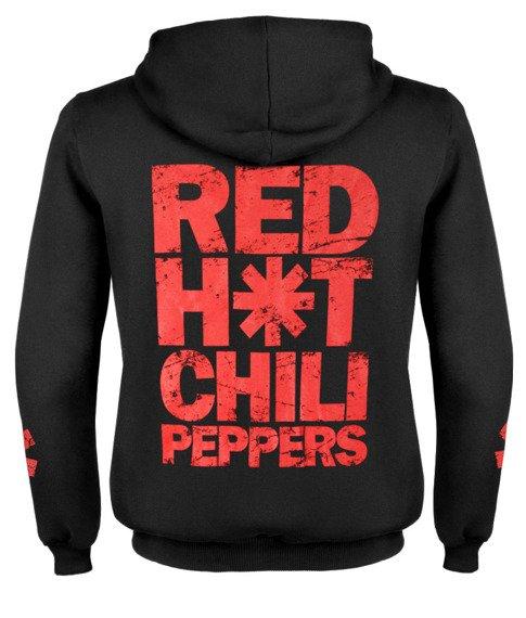 bluza RED HOT CHILI PEPPERS rozpinana, z kapturem