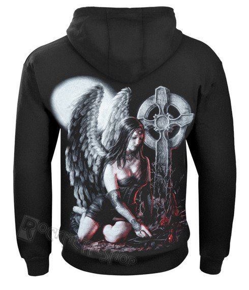 bluza z kapturem ANGELS SORROW