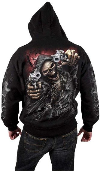 bluza z kapturem ASSASSIN