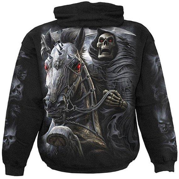 bluza z kapturem DEATH RIDER