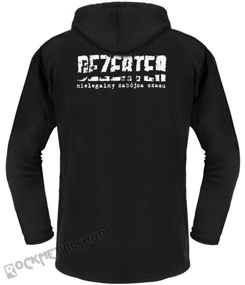 bluza z kapturem DEZERTER - NIELEGALNY ZABÓJCA CZASU