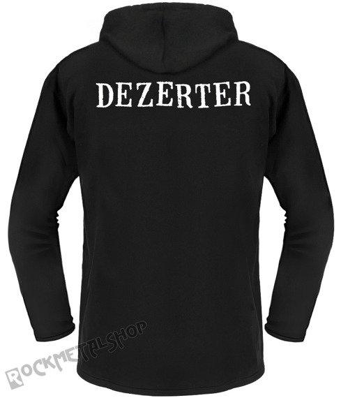 bluza z kapturem DEZERTER - UNDERGROUND OUT OF POLAND