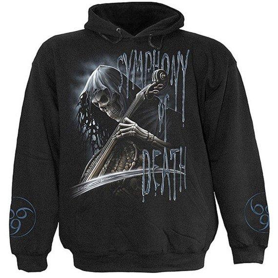 bluza z kapturem SYMPHONY OF DEATH