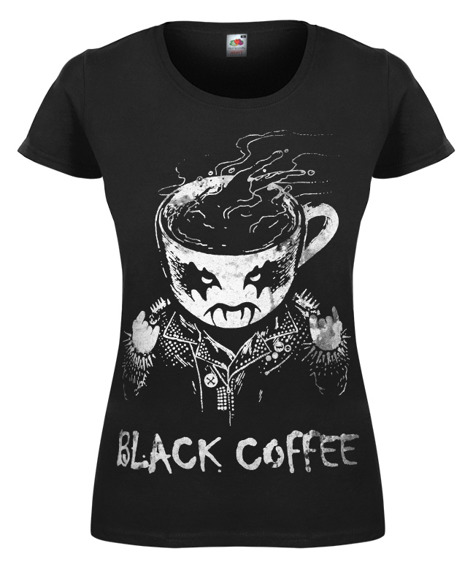 bluzka damska BLACK COFFEE