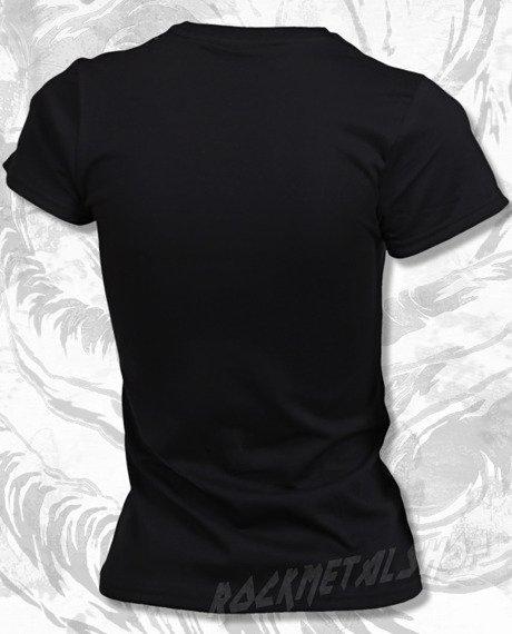 bluzka damska BLACK ICON - CHAMELEON (DICON006 BLACK)