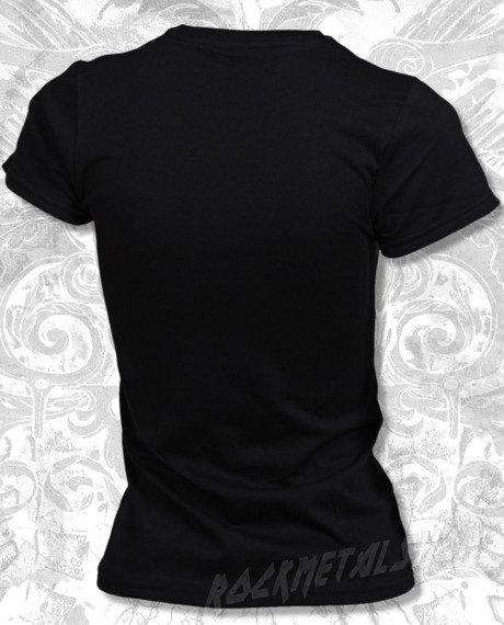 bluzka damska BLACK ICON - FEAR (DICON032 BLACK)