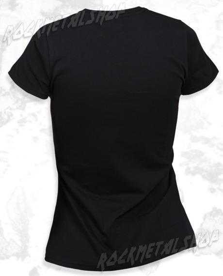 bluzka damska BLACK ICON - SCOOBY (DICON008)