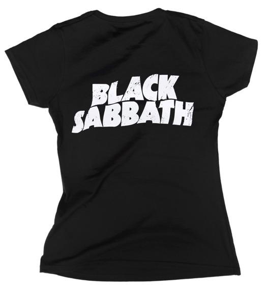 bluzka damska BLACK SABBATH