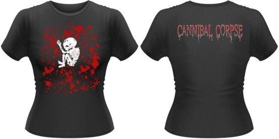 bluzka damska CANNIBAL CORPSE - FOETUS BLOOD SPLATTER