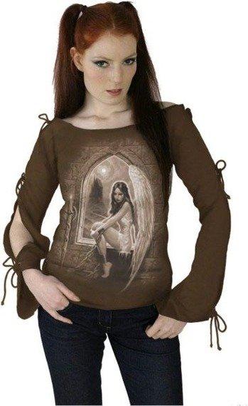 bluzka damska CAPTIVE ANGEL długi rękaw