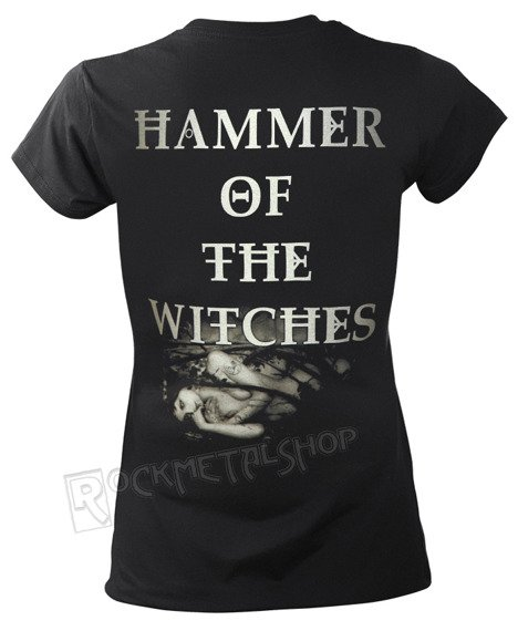 bluzka damska CRADLE OF FILTH - HAMMER OF THE WITCHES