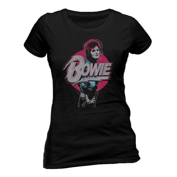 bluzka damska DAVID BOWIE - POSE