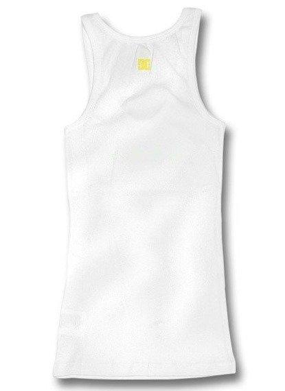 bluzka damska DC - LOS LOBOS (WHITE)
