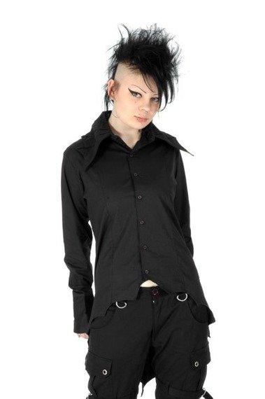 bluzka damska DEAD THREADS (BLACK)