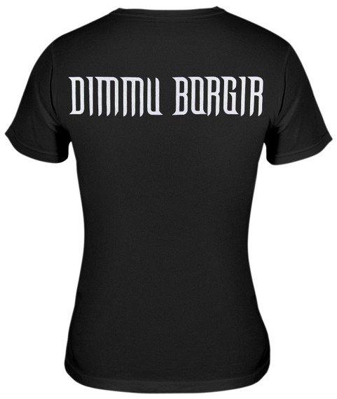bluzka damska DIMMU BORGIR - PENTAGRAM