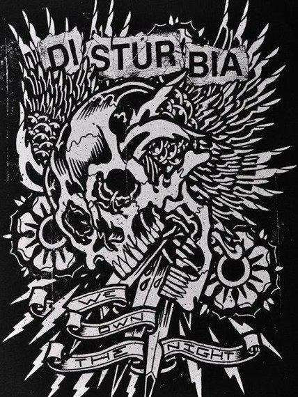 bluzka damska DISTURBIA - WE OWN THE NIGHT