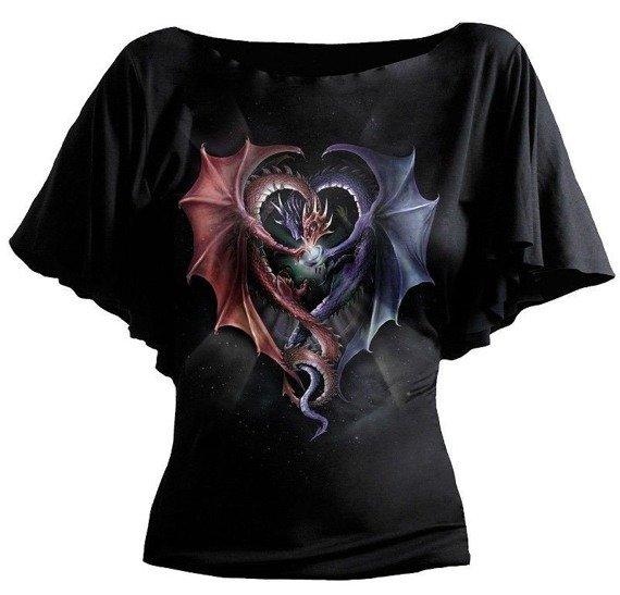 bluzka damska DRAGON HEART