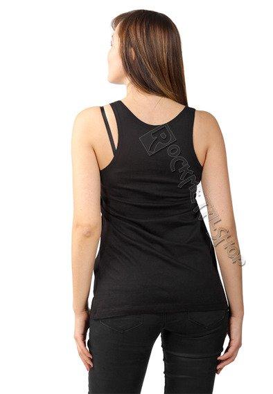 bluzka damska IRON MAIDEN - FINAL FRONTIER EDDIE, na ramiączkach