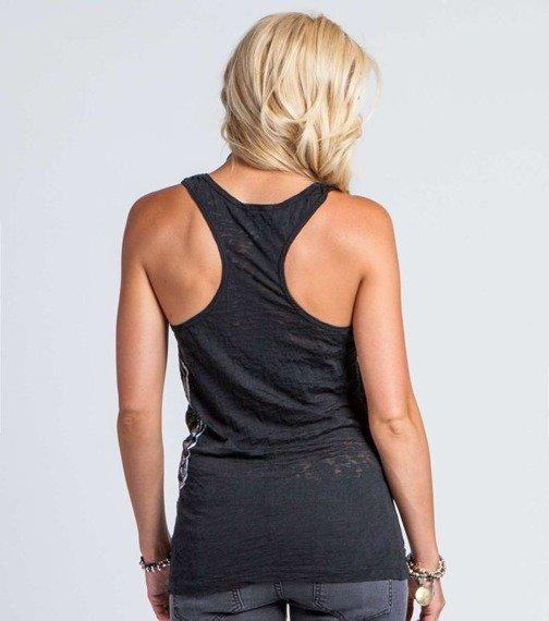 bluzka damska METAL MULISHA - TORCHES czarna
