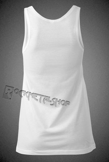 bluzka damska METALLICA - WEB SKULL, na ramiączkach