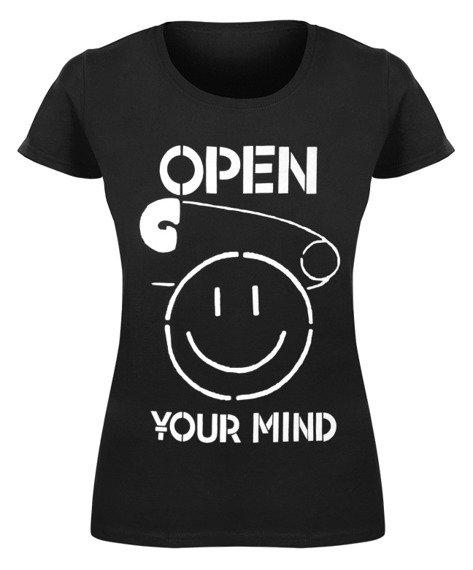 bluzka damska OPEN YOUR MIND