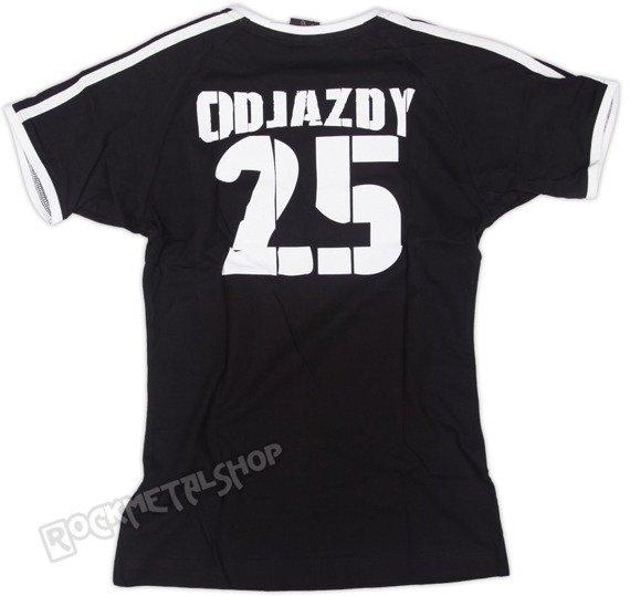 bluzka damska PIDŻAMA PORNO - ODJZADY czarna (limited edition)