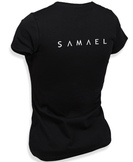 bluzka damska SAMAEL - BAPHOMET