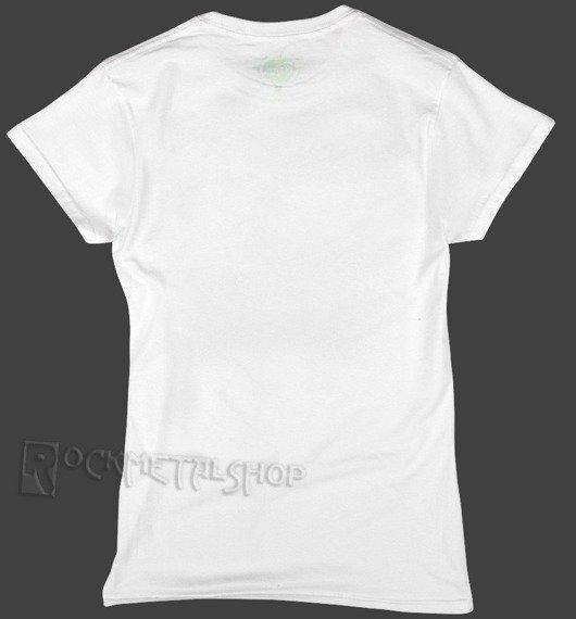 bluzka damska THE BEATLES - LET IT BE biała
