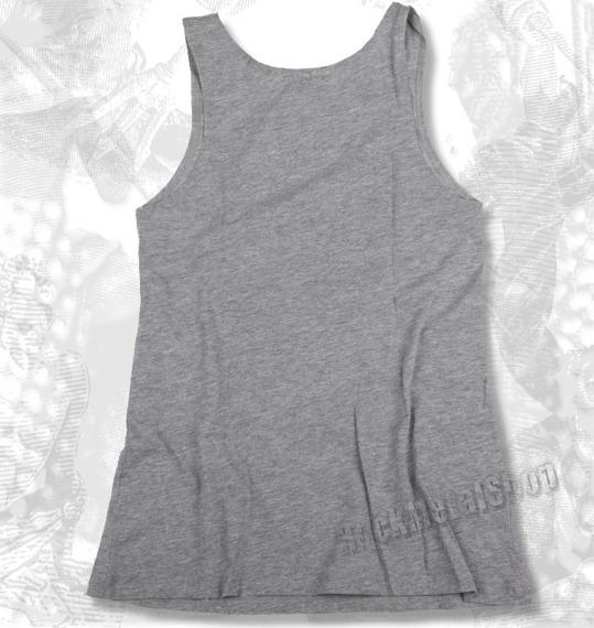 bluzka na ramiączka damska DISTURBIA - RITUAL TUNIC VEST