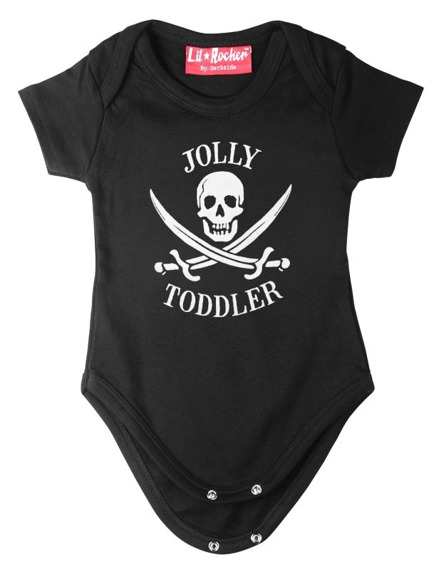 body dziecięce DARKSIDE - JOLLY TODDLER (1703)