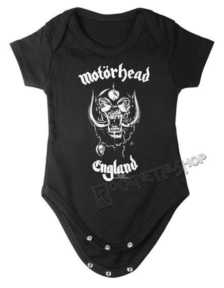 body dziecięce MOTORHEAD - ENGLAND