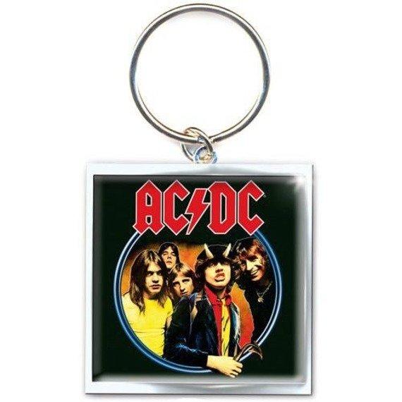 brelok AC/DC - DEVIL ANGUS