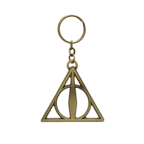 brelok HARRY POTTER - DEATHLY HALLOWS