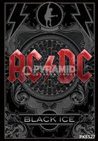 brelok do kluczy AC/DC - BLACK ICE