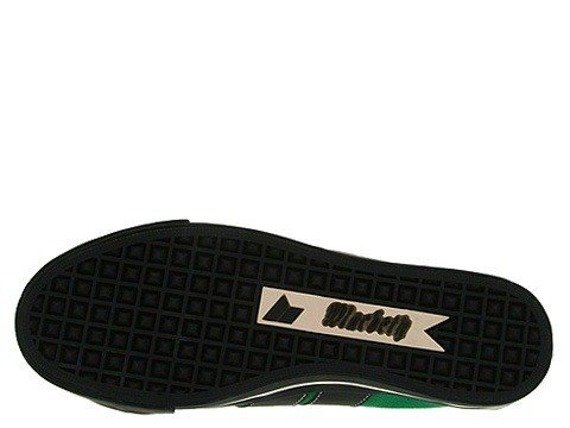 buty MACBETH - ELIOT (GREEN/BLACK) 09'