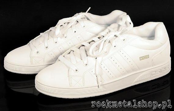 buty OSIRIS - TROMA white/black/gum